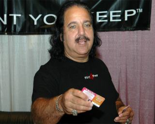 Ron Jeremy, Jul 31st 2007