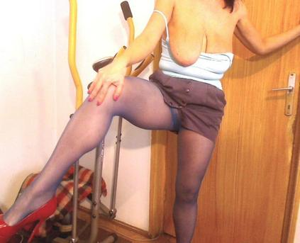 Pantyhose_Lady