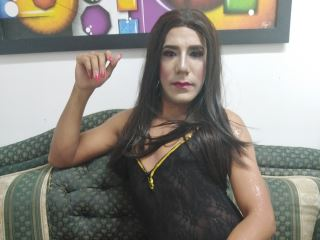 Trans girl from Colombia, sensual, hot and willing to please your fantasies