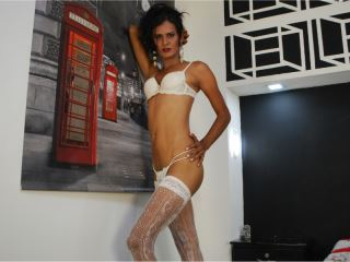 I am a very hot shemale. I like sex and fetishes. I like to show my sexy naked body in camera